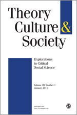 Theory, Culture & Society cover