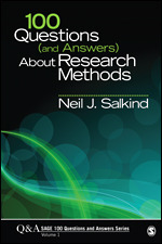100 Questions and Answers About Research Methods